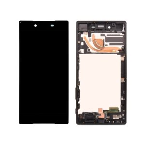 Xperia Z5 Premium LCD and Digitizer Touch Screen Assembly (W/F)- Black