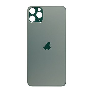 iPhone 11 Pro Max Rear Glass (Big Hole) – Green