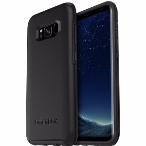 HD Rugged Protection Case for Galaxy S8 – Black