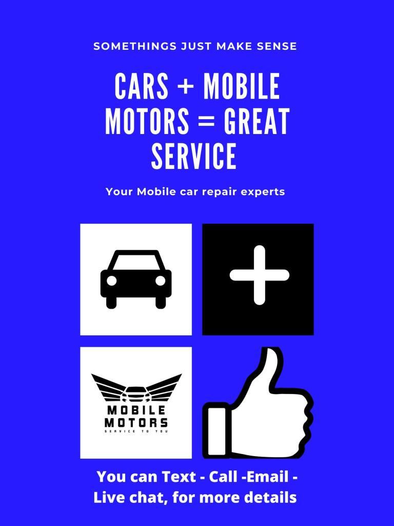 Mobile auto service experts