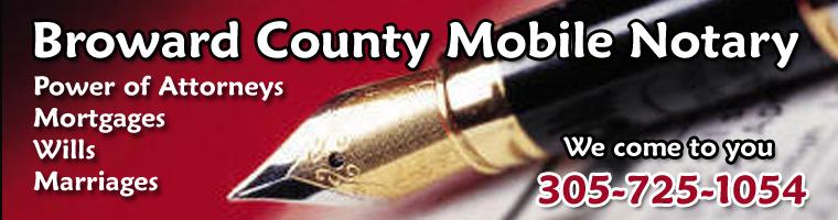 broward notary service