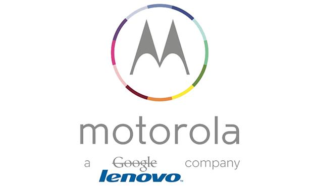 Motorola a Lenovo: