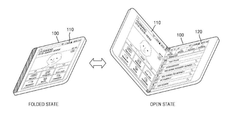 Smartphone Flessibile e Trasformabile in Tablet per