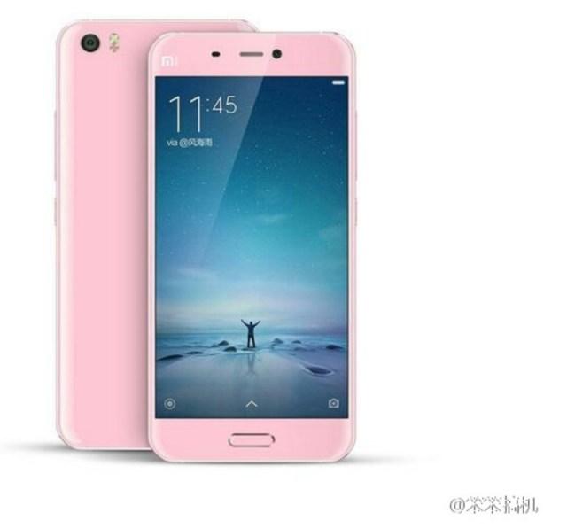 foto press Render Xiaomi Mi5 Xiaomi-Mi-5-in-Pink