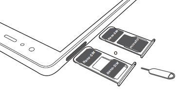 Tipo SIM e supporto Dual Sim per Huawei P8/P9/P10 lite e