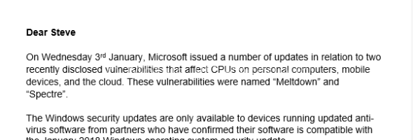 Just got this from Kaspersky – Information about recent Microsoft Security Updates