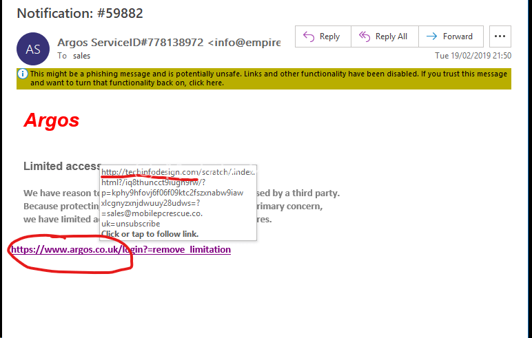 Email Mobile Spot To - A Fake How Pc Rescue