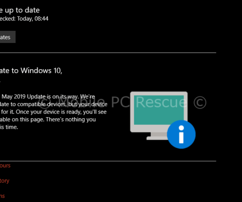 Windows 10 1903 BUGGED again