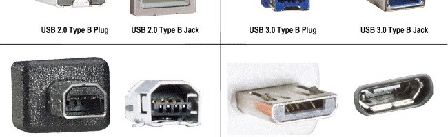 USB Connections