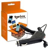 Tigerbox® Micro USB In Car Travel Charger For Doro PhoneEasy 612 Mobile Phone