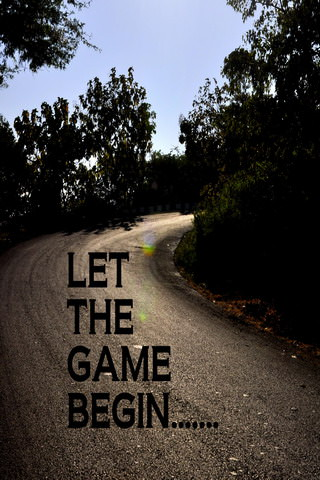 Apps For Quotes Wallpapers Download Let The Game Begin Iphone Wallpaper Mobile