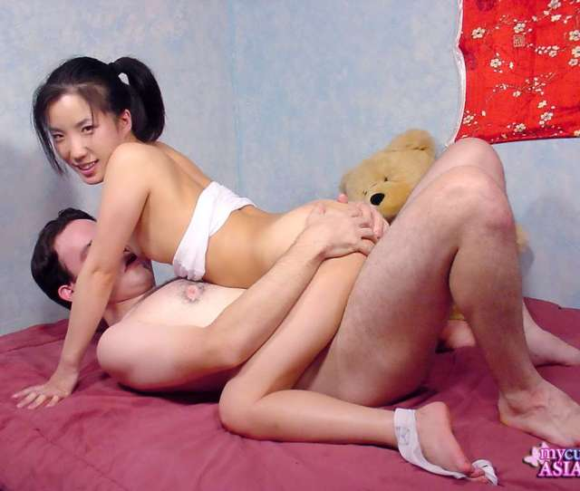 Almond Tease Gets Her Tight Pussy Banged Hard