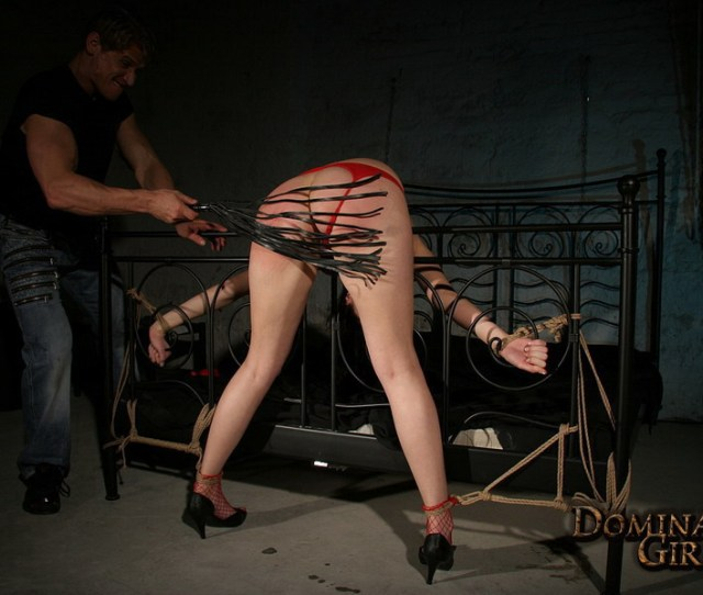 Gina Is A Very Curious She Wanted To Try Out Bdsm