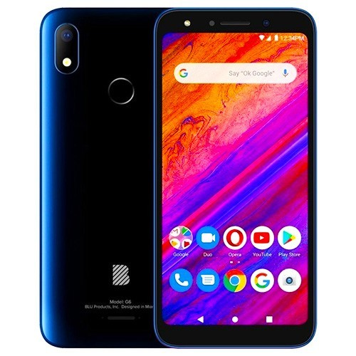 BLU G6 Price In Bangladesh
