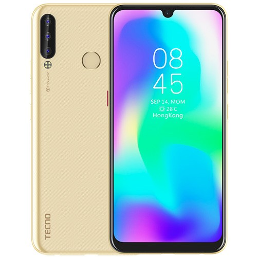 TECNO Pouvoir 3 Plus Price In Bangladesh