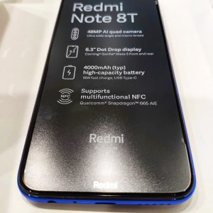 Xiaomi Redmi Note 8T Price In Bangladesh