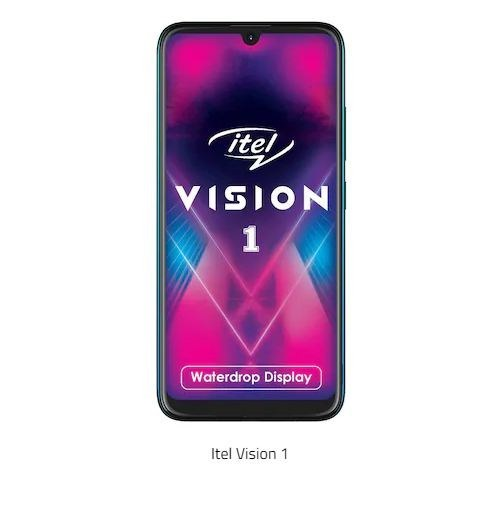Itel Vision 1 Price in Bangladesh (BD)