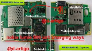 Nokia Lumia 900 Charging ,Usb Connecter Jumper Solution  MobileRdx