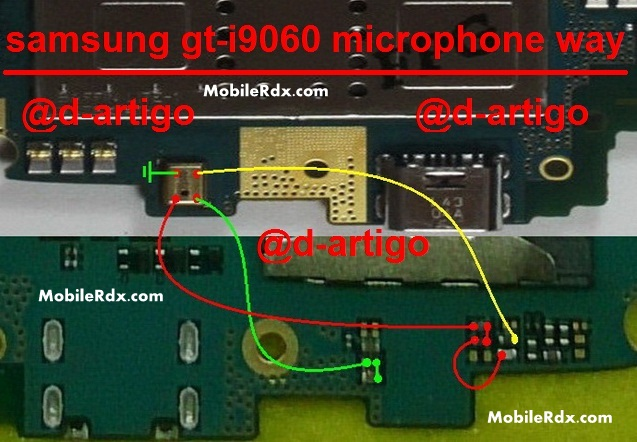 microphone wire diagram schematic vs wiring samsung grand neo gt-i9060 mic problem ways solution jumper