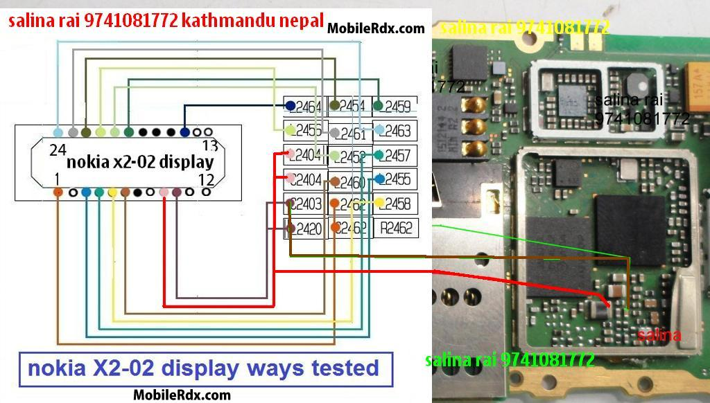 X202 Display Light Solution