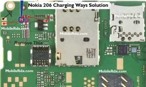 Nokia 206 Charging Solution Ways Problem Jumper
