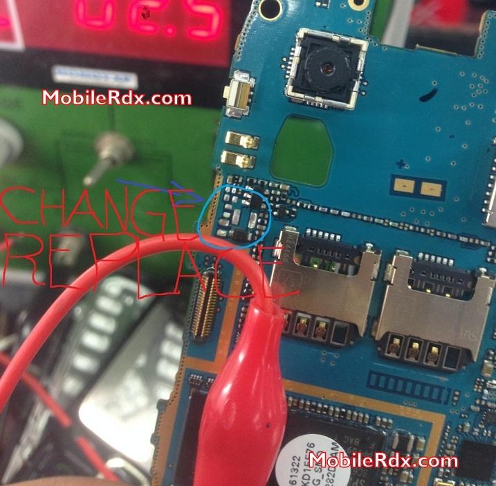 S7562 Display Light Problem