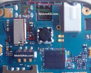 Samsung GTC3262 Charging Solution Usb Jumper Ways | MobileRdx