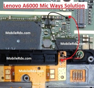 Lenovo A6000 Mic Problem Solution Microphone Ways