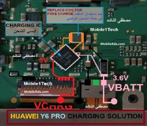 Huawei Y6 Pro Charging Problem Solution Charging Ways