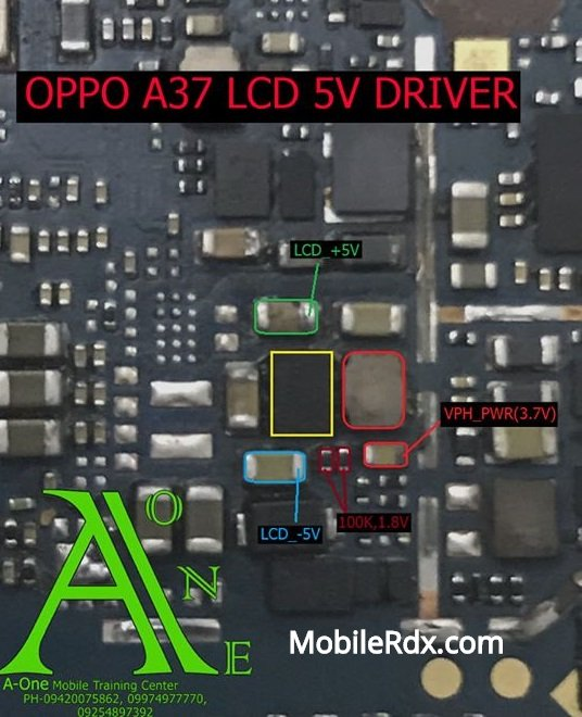 Driver Oppo A37 : driver, Jumper, Jalur, Product