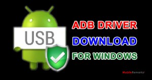 Download ADB Driver for Windows