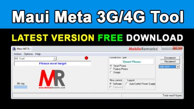 Photo of Maui Meta 3G/4G Tool v10.1816.0.01 Latest Version Free Download