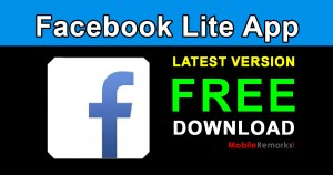 Facebook Lite App Latest Version Download