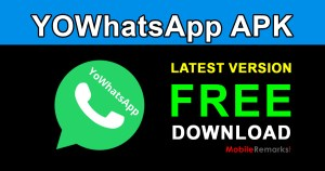 YoWhatsApp APK Free Download