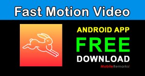 Fast Motion Speed up Videos with Fast Motion