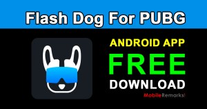 FlashDog for pubg free download