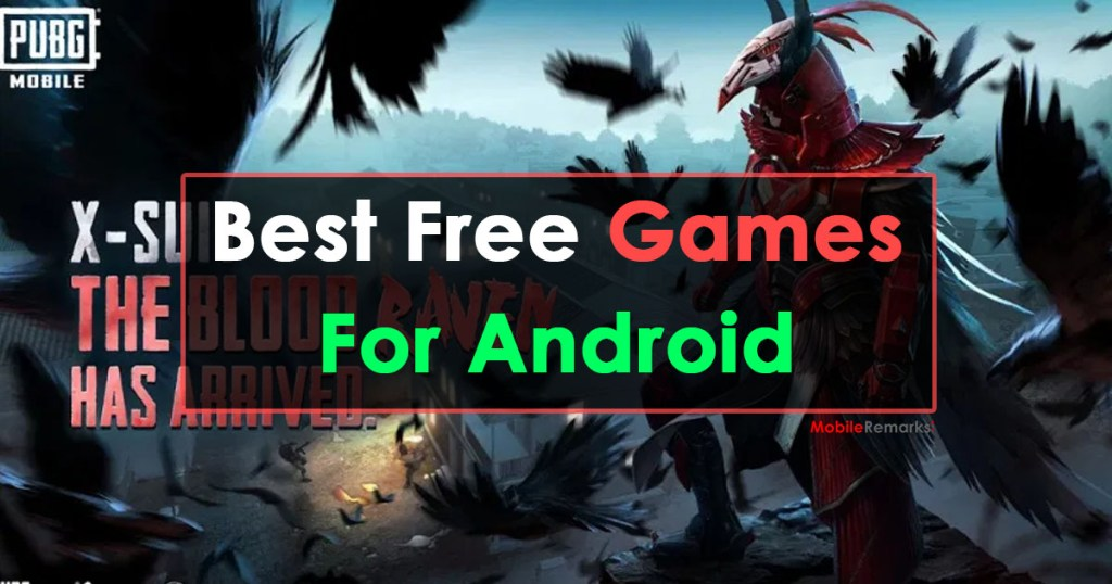 Best Free Games For Android