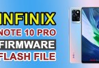 Infinix Note 10 Pro X695C Stock ROM (Firmware Guide)