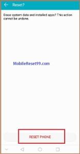 Factory Reset-Reset Phone 2
