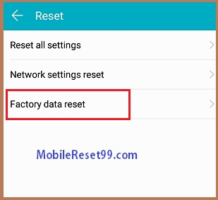 Hard Reset Huawei Y6 2018 Mobile & Remove Pattern Lock