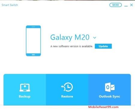 Samsung Smart switch software
