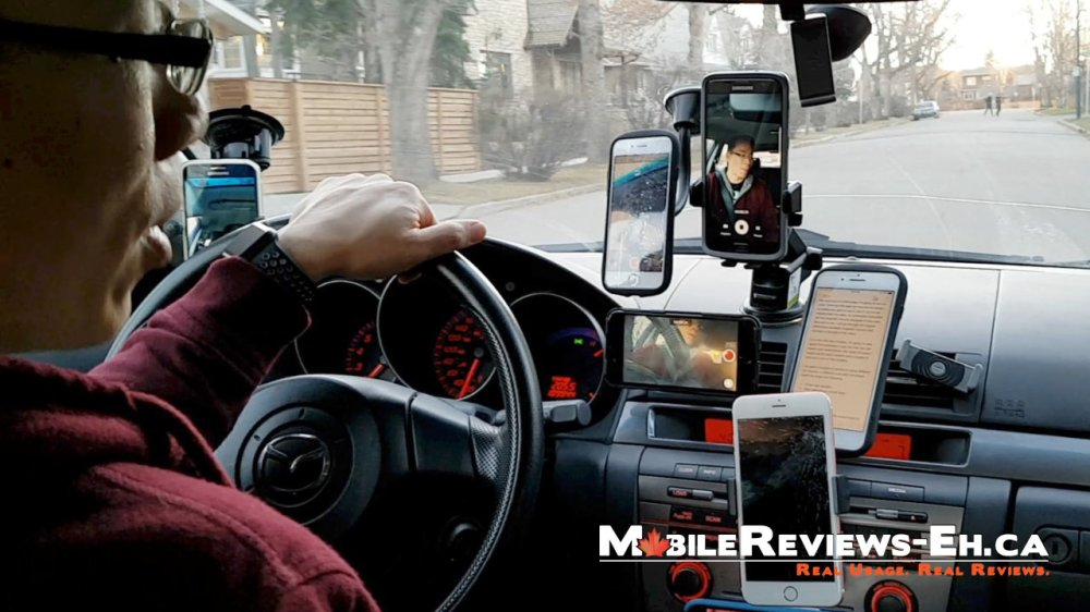 medium resolution of the best place to mount your smartphone in your car car mount reviews 2017 mobile reviews eh