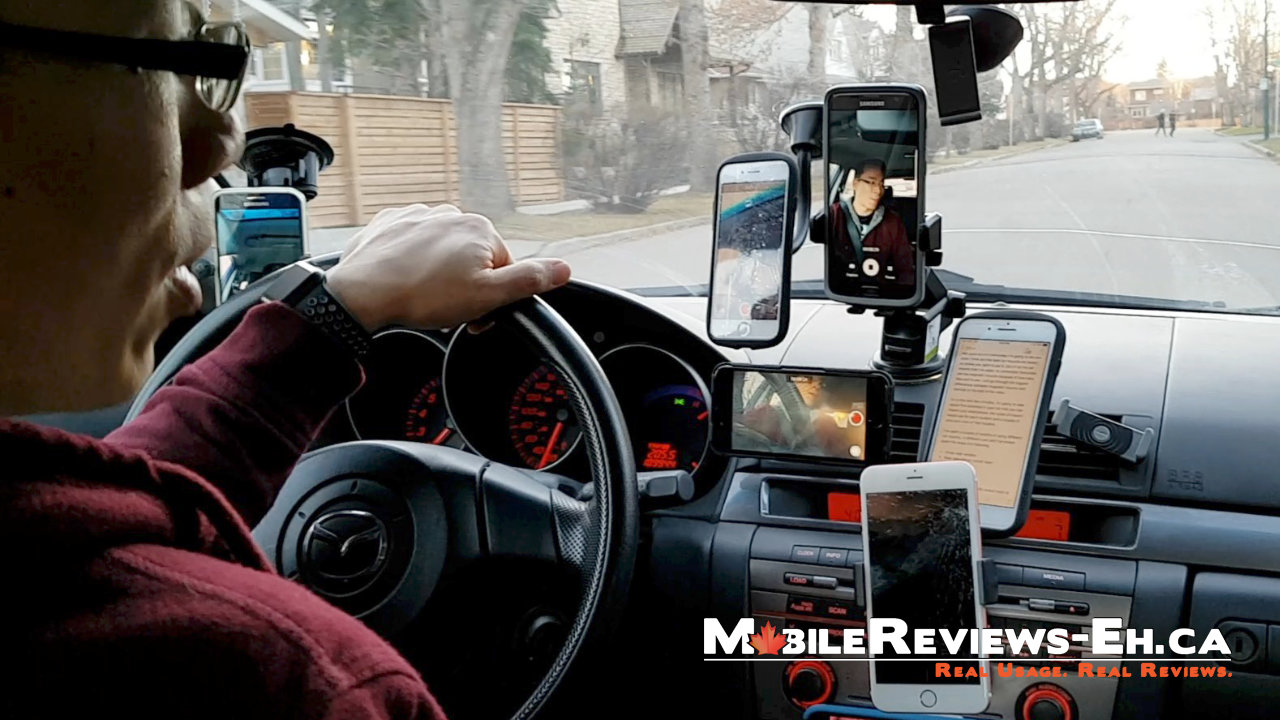 hight resolution of the best place to mount your smartphone in your car car mount reviews 2017 mobile reviews eh