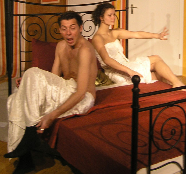 Mobiles Theater  Ein Traum von Hochzeit