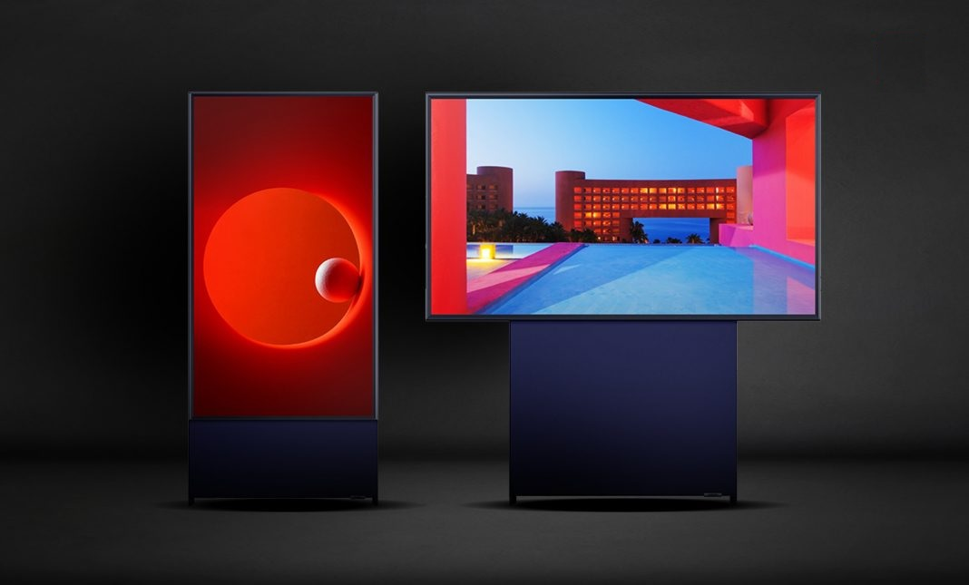 Samsung at CES 2020