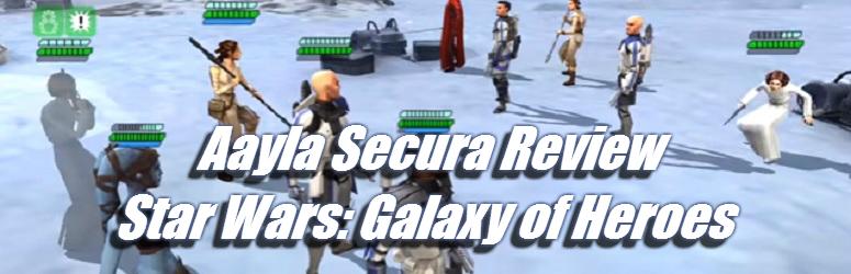 Aayla Secura Galaxy Of Heroes