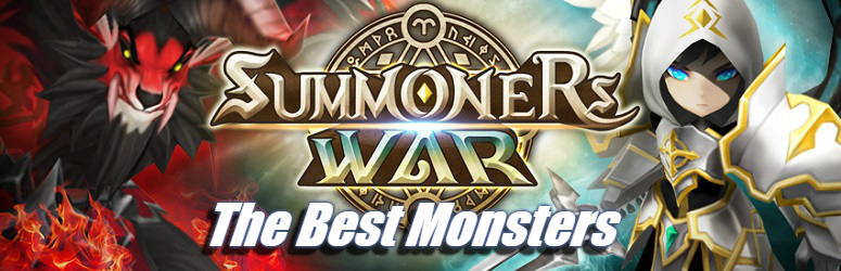 Best Monsters 2017 Summoners War