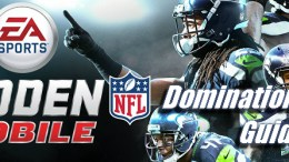 Domination Events Guide - Madden NFL Mobile
