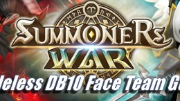 Verdeless DB10 Face Team Guide - Summoners War