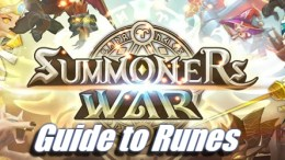 Guide to Runes - Summoners War